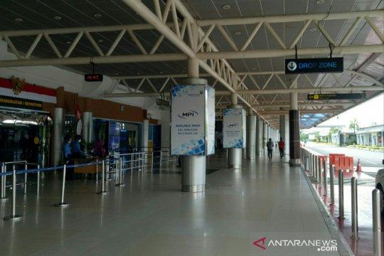 Penerbangan di bandara Palembang hanya jadwalkan tiga rute tujuan
