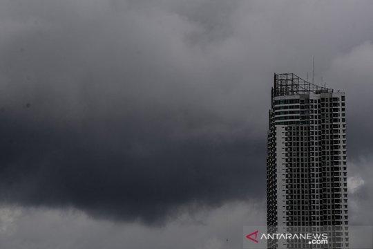 BMKG keluarkan peringatan dini cuaca hujan Jakarta Sabtu dini hari