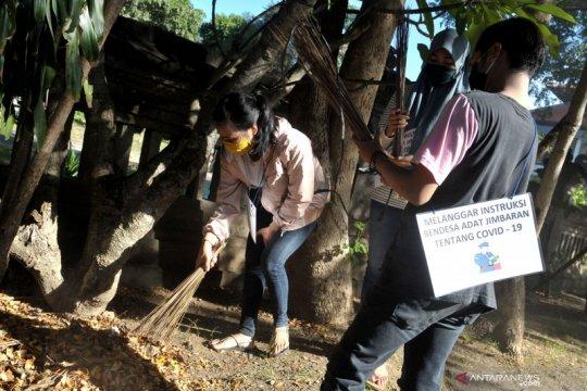 Desa Adat Jimbaran terapkan sanksi adat bagi pelanggar aturan COVID-19