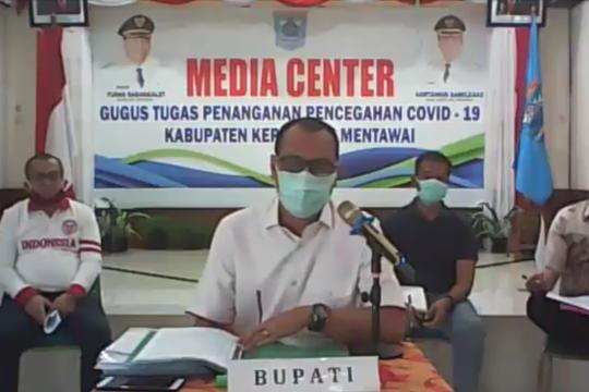 Puluhan wisatawan asing masih tertahan di Mentawai imbas wabah corona