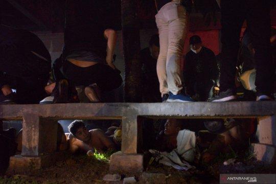 Provokator kerusuhan Lapas Tuminting diamankan di Polda Sulut