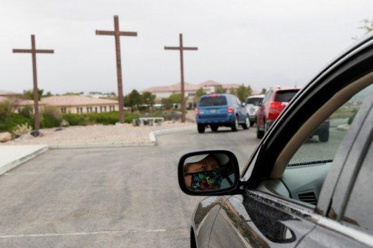 Mahkamah Agung AS tolak keberatan gereja atas aturan pandemi di Nevada