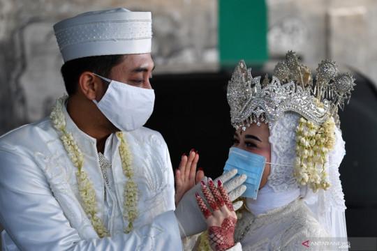 DKI wajibkan keluarga dan tamu akad nikah telah divaksin