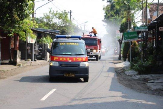 Satu pasien positif asal Kabupaten Kediri sudah sembuh