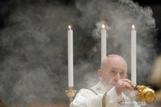 Paus Fransiskus kritik pasar bebas  gagal sejahterakan masyarakat