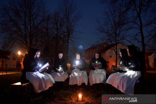Suasana Minggu Paskah di Jerman