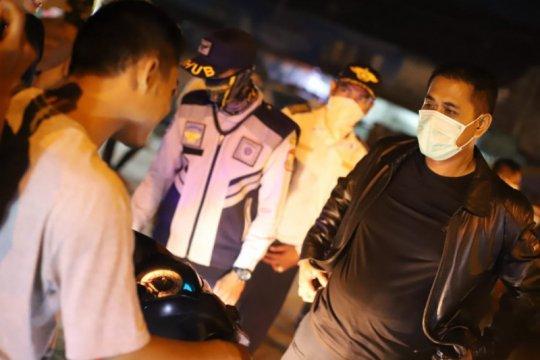 Kapolres Tanjung Balai: warga diperiksa  suhu tubuh cegah COVID-19