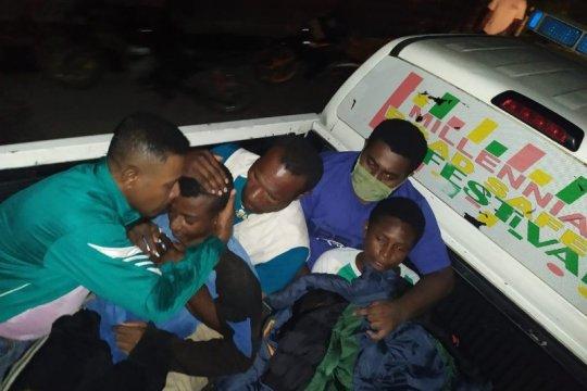 Tim SAR gabungan cari Sekda Sarmi yang turut dalam kecelakaan di laut