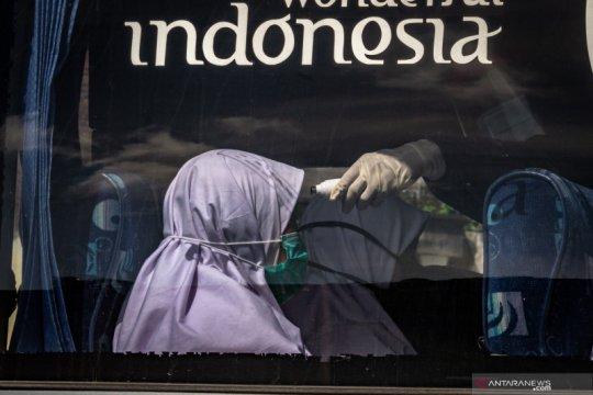 Kedatangan santri Gontor di Kabupaten Semarang