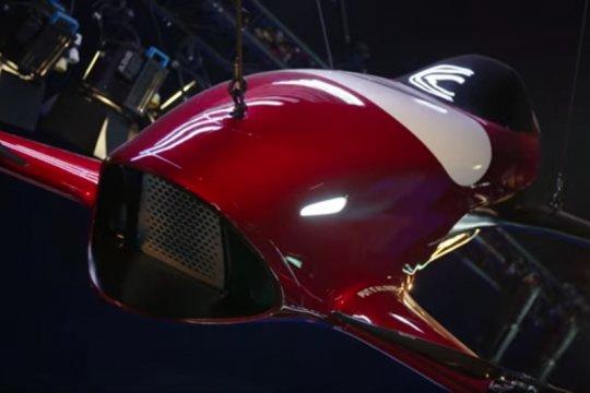 Bukan di film, balap mobil terbang benar-benar siap digelar