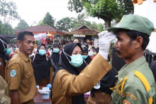Tiga kecamatan di Lebak komitmen lawan virus corona