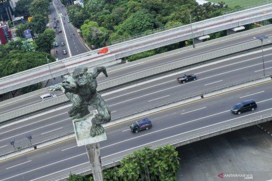 Legislator nilai jalur sepeda di tol usul yang teramat janggal