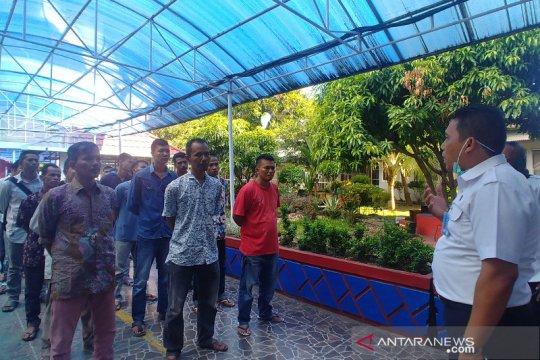 776 narapidana di Sumatera Barat terima asimilasi