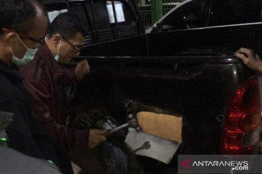 Ditresnarkoba Polda Jambi amankan 39 kg sabu-sabu dari mobil pick up