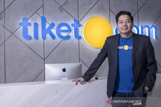 "Penjualan anjlok paksa Tiket.com aktifkan ""survival mode"""