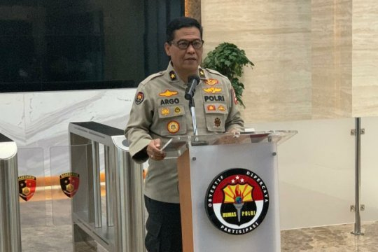 Polisi: Empat terduga teroris ditangkap di Muna jaringan JAD