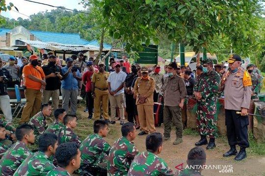 Pangdam XVII/Cenderawasih tegaskan proses hukum prajurit yang bersalah
