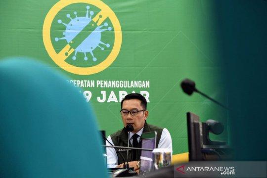 Ridwan Kamil minta Karang Taruna bergerak tanggulangi COVID-19