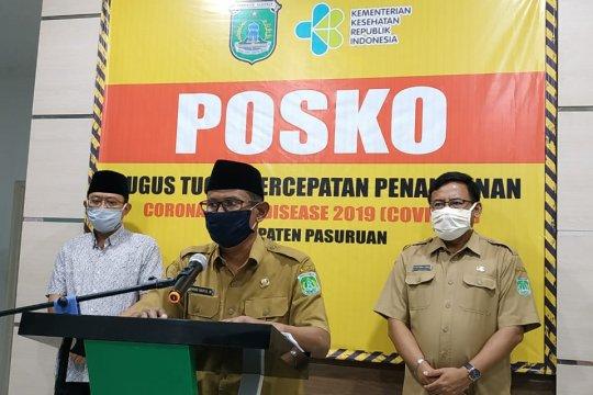 Jumlah pasien positif COVID-19 Kabupaten Pasuruan tetap 10 orang