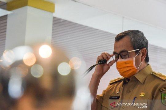 Gubernur Riau: Manfaatkan lahan kosong antisipasi kelangkaan pangan