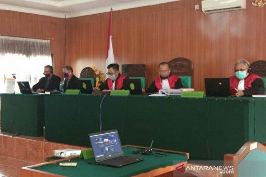 Korupsi dana desa, kepala desa divonis 1 tahun 5 bulan penjara
