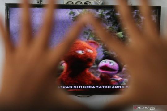 DKI berpotensi miliki 144 siaran televisi digital