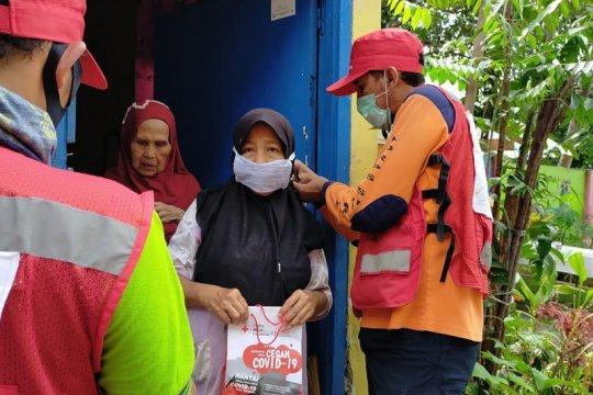 PMI Jaksel salurkan 4.000 paket PHBS kit ke Tebet