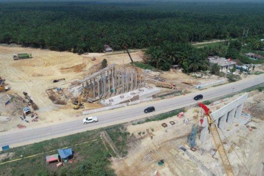 Tol Pekanbaru-Dumai dibuka fungsional mulai 18 Mei hingga H+7 Lebaran