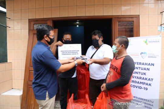 Pupuk Indonesia Grup bersinergi bantu masyarakat saat pandemi Covid-19