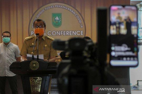 COVID-19 Riau bertambah jadi 4.054 kasus, enam daerah zona merah