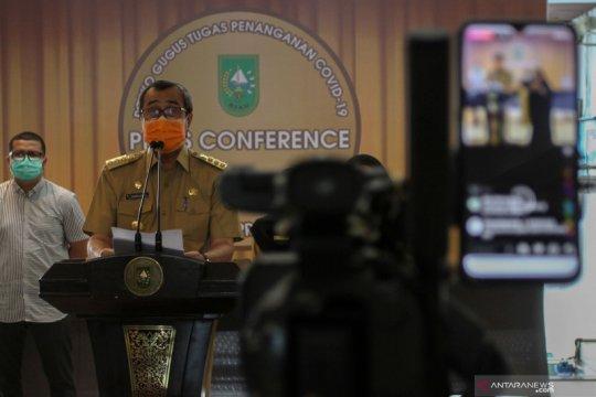 Warga tak jujur, Riau hadapi kendala tekan kasus penyebaran COVID-19
