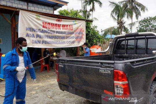 Pencegahan penyebaran COVID-19 di Keerom Papua