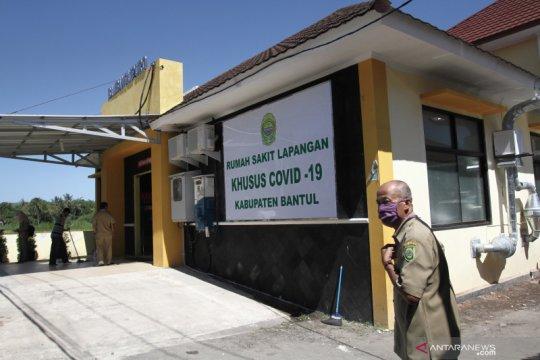 Pasien sembuh dari COVID-19 di Bantul melonjak menjadi 299 orang