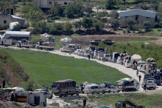 Idlib hanya punya satu alat periksa COVID-19