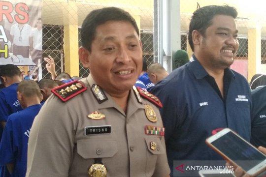 Polisi mengamankan abang adik diduga curi uang di Aceh Besar