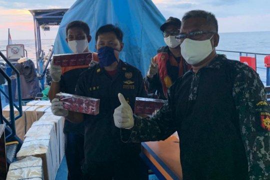 Bea Cukai amankan 10 juta batang rokok ilegal asal Thailand