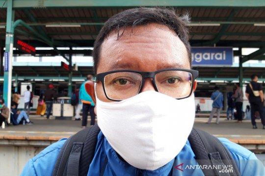 IDI anjurkan penggunaan masker kain dilapisi saputangan