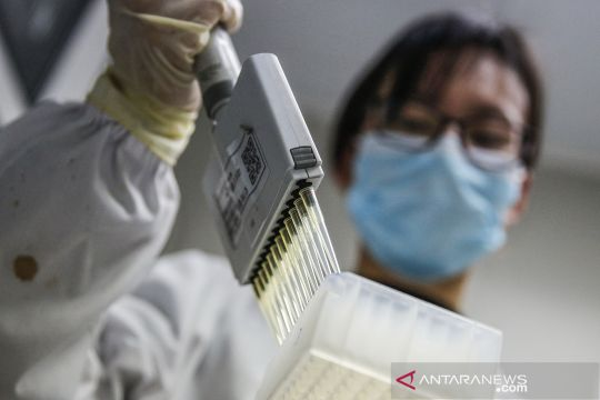 2.400 vaksin COVID dari Sinovac China tiba di Bio Farma