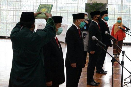 KPK: Empat pejabat struktural baru akan dievaluasi Dewan Pengawas