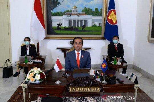 KTT ASEAN Plus 3 hasilkan 9 komitmen bersama lawan COVID-19