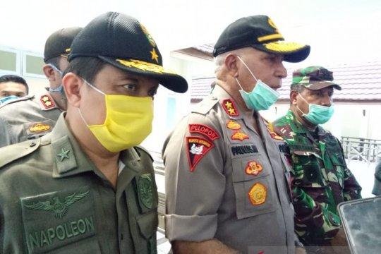 Pangdam dan Kapolda Papua temui keluarga korban penembakan di Timika