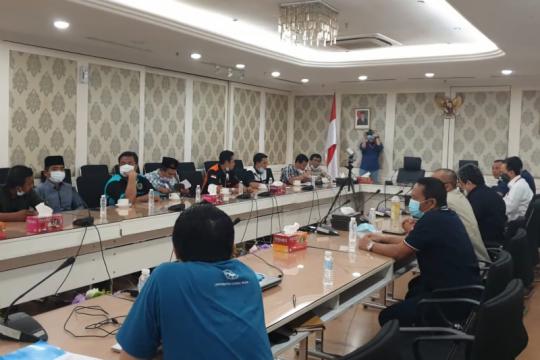 Sejumlah Ormas datangi KBRI Kuala Lumpur sampaikan aspirasi PMI