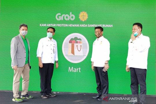 Distribusi produk ternak dan unggas, Kementan gandeng Grab