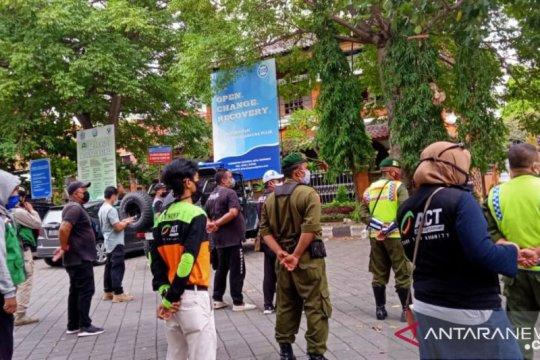 ACT Bali bersama elemen relawan Denpasar bergabung melawan COVID-19
