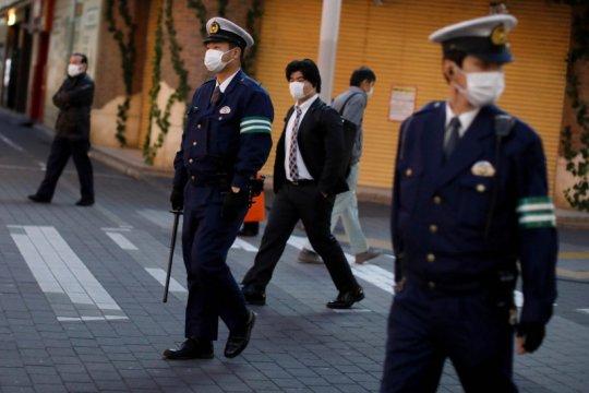Jepang konfirmasi kasus ketiga corona di lingkungan kabinet