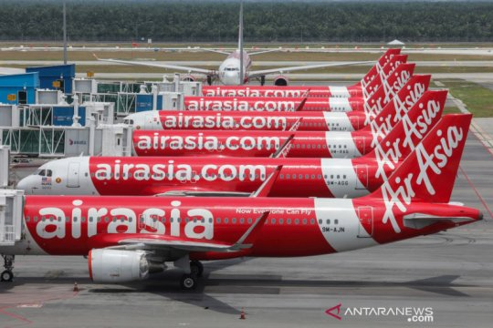 Sambut 17 Agustus, AirAsia buat pameran wisata virtual