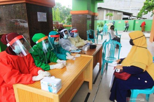 Ahli epidemiologi soroti fenomena gunung es wabah COVID-19 di Riau