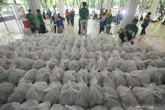 ReJO bagikan 50.000 paket sembako untuk masyarakat terdampak COVID-19