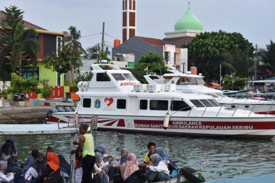 31 penyandang disabilitas di Kepulauan Seribu terima bantuan Kemensos