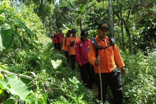 Basarnas: Petani Banyumas yang diduga hilang di kebun belum ditemukan